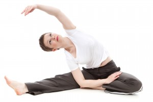 stretching-and-exercising